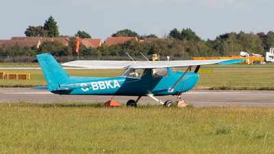 G-BBKA - Reims-Cessna F150L - Private