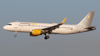 EC-LZN - Airbus A320-214 - Vueling