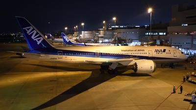JA825A - Boeing 787-8 Dreamliner - All Nippon Airways (ANA)