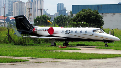 PR-NYV - Bombardier Learjet 31A - Private