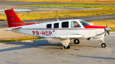 PR-HCP - Beechcraft A36 Bonanza - Private
