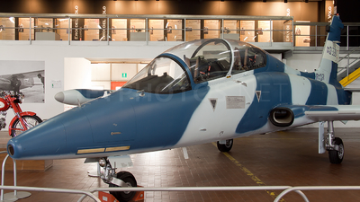 I-AMDA - Aermacchi MB-339C - Private
