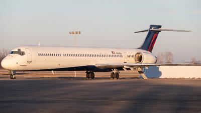 N908DA - McDonnell Douglas MD-90-30 - Untitled