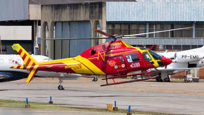 PR-CBG - Agusta A119 Koala Mk.II - Brazil - Military Firefighters