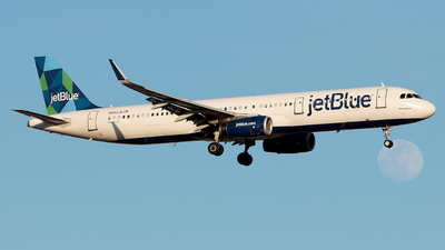 N952JB - Airbus A321-231 - jetBlue Airways