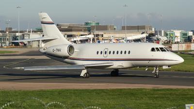 G-TNIK - Dassault Falcon 2000 - Private
