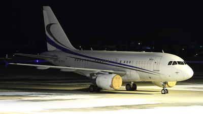 B-77777 - Airbus A318-112(CJ) Elite - Private