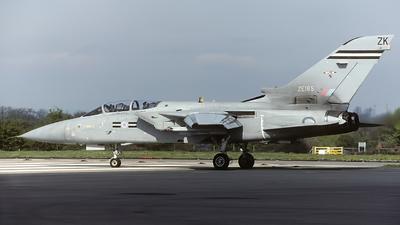 ZE165 - Panavia Tornado F.3 - United Kingdom - Royal Air Force (RAF)