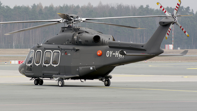 OY-HWP - Agusta-Westland AW-139 - KN Helicopters