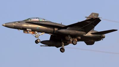 M45-08 - McDonnell Douglas F/A-18D Hornet - Malaysia - Air Force