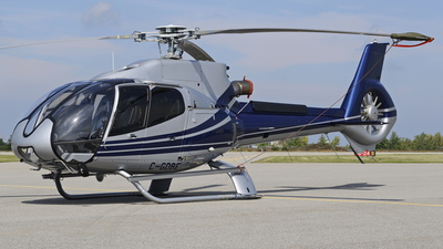 C-GDBE - Eurocopter EC 130B4 - Private