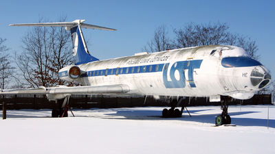 SP-LHE - Tupolev Tu-134A - LOT Polish Airlines