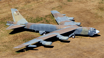 59-2584 - Boeing B-52G Stratofortress - United States - US Air Force (USAF)