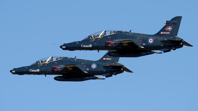 155213 - British Aerospace CT-155 Hawk - Canada - Royal Canadian Air Force (RCAF)