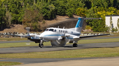 VH-HLJ - Beechcraft B200 Super King Air - Hinterland Aviation