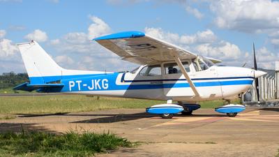 PT-JKG - Cessna 172M Skyhawk - Aero Club - Jundiaí
