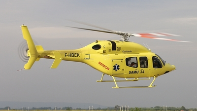 F-HBEK - Bell 429 Global Ranger - Babcock Mission Critical Services Onshore