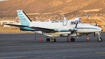 N95WA - Beech 99 Airliner - Alpine Airlines