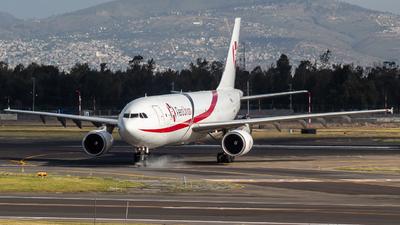 XA-UYR - Airbus A300B4-605R(F) - AeroUnión - Aerotransporte de Carga Unión