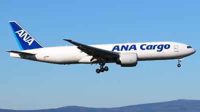 JA772F - Boeing 777-F81 - ANA Cargo