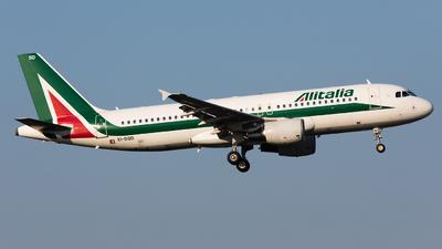 EI-DSD - Airbus A320-216 - Alitalia