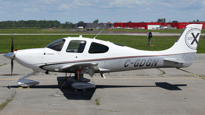 C-GDGN - Cirrus SR22-X Turbo - Private