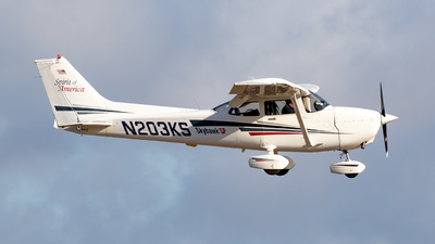 N203KS - Cessna 172S Skyhawk SP - Private