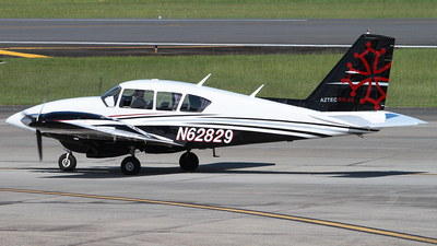N62829 - Piper PA-23-250 Aztec - Private