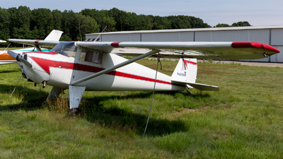 N1289B - Luscombe 8A Silvaire - Private