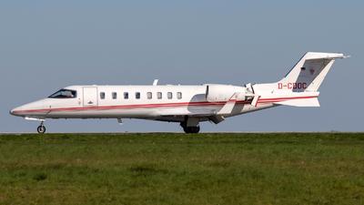 D-CDOC - Bombardier Learjet 45 - Jetcall