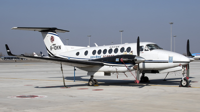 B-10KN - Beechcraft B300 King Air 350 - General Aviation of Inner Mongolia