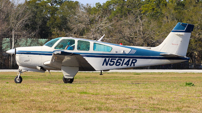 N5614R - Beechcraft F33A Bonanza - Private