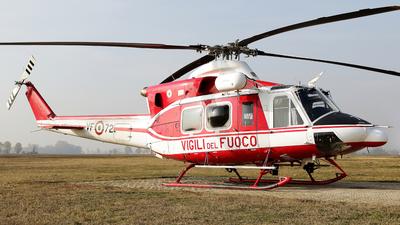 I-VFOV - Agusta-Bell AB-412EP - Italy - Vigili del Fuoco