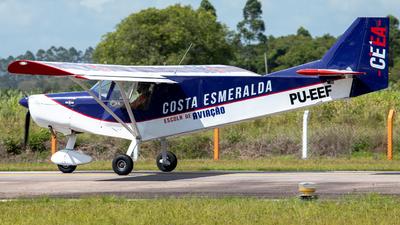 PU-EEF - Aerobravo Bravo 700 - CEEA - Costa Esmeralda Escola de Aviação Civil