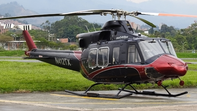 N412TX - Bell 412EPI - Bell Helicopter Textron