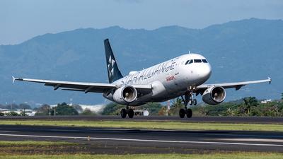 N686TA - Airbus A320-214 - Avianca Central America