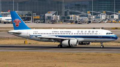 B-6678 - Airbus A320-232 - China Southern Airlines