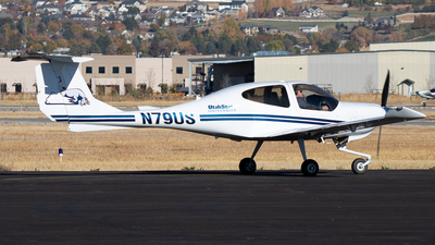 N79US - Diamond DA-40 Diamond Star - Utah State University