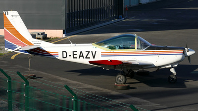 D-EAZV - FFA AS-202/18A Bravo - Private