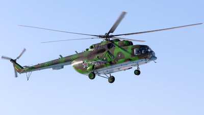 RF-28533 - Mil Mi-8MTV-1 Hip - Russia - Air Force