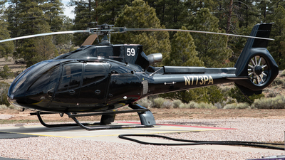 N773PA - Eurocopter EC 130B4 - Papillon Grand Canyon Helicopters
