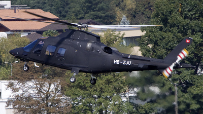HB-ZJU - Agusta A109S Grand - Private