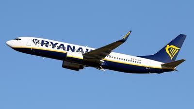 A picture of EIDHN - Boeing 7378AS - Ryanair - © Javier Rodriguez - Amics de Son Sant Joan