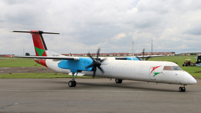 5Y-VVY - Bombardier Dash 8-Q402 - Blue Bird Aviation
