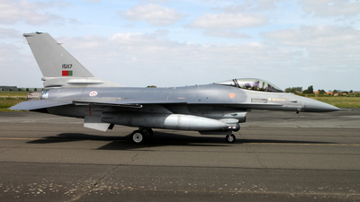 15117 - General Dynamics F-16AM Fighting Falcon - Portugal - Air Force