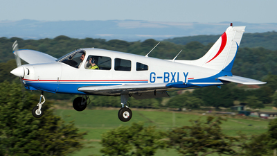 A picture of GBXLY - Piper PA28151 - [287715220] - © Roger Oldfield
