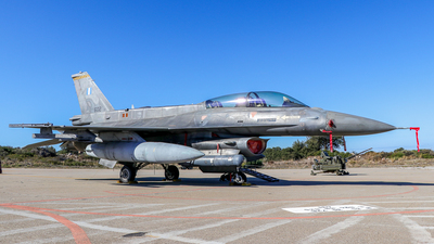 602 - Lockheed Martin F-16D Fighting Falcon - Greece - Air Force