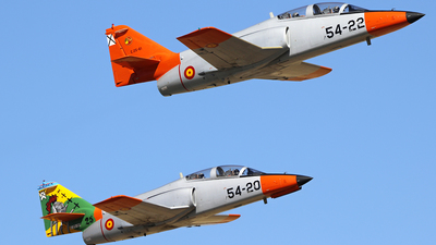 E.25-61 - CASA C-101EB Aviojet - Spain - Air Force