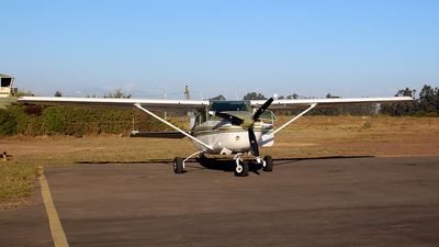 C-60 - Cessna U206G Stationair 6 - Chile - Police