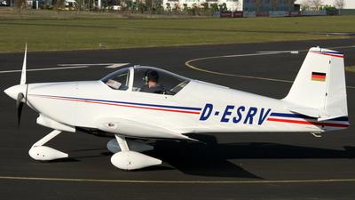 D-ESRV - Vans RV-6A - Private
